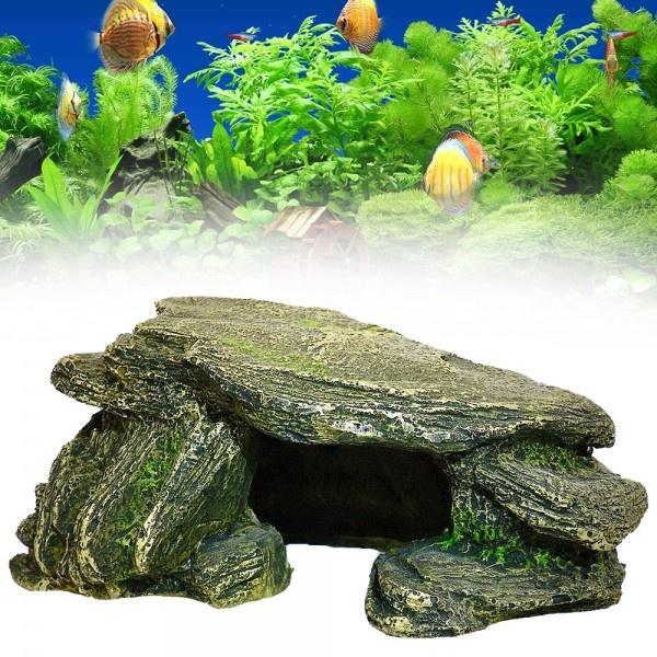aquariumaccessorie, decoration, Tank, aquariumcaverock