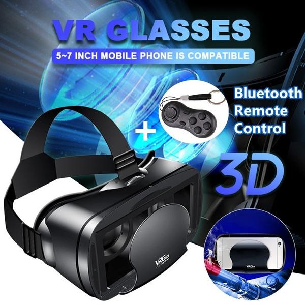 Riviera RC Virtual Reality Smartphone Headset