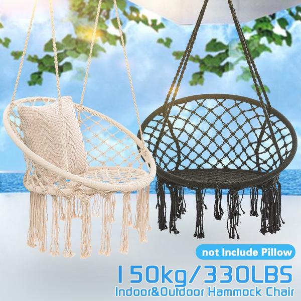 150kg Max Hammock Chair Swing Hanging