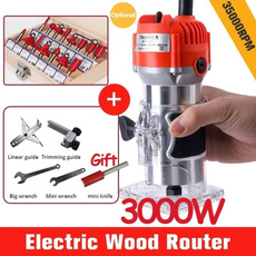 electricrouter, trimmingmachine, electricwoodgrinder, Tool