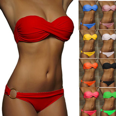 Summer, Fashion, Women's Fashion, Swimsuit