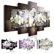 Home & Kitchen, Flowers, art, Wall