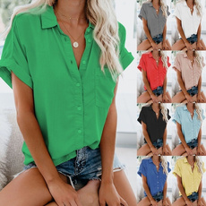 blouse, Summer, Moda, Ladies Fashion