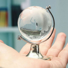 Decor, Gifts, crystalworldmap, Glass