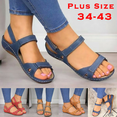 Sandals, Breathable, flatsandal, summer shoes