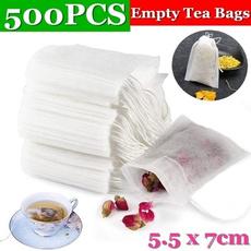 emptyteabag, flowerteabag, Tea, Seal