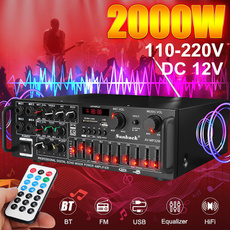 audioamplifier, usb, Home & Living, amplifiersforhome