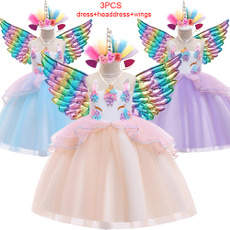 princess dress, Cosplay, Princess, unicornheadband