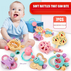 Toy, infanttoy, Bell, babyrattleteether