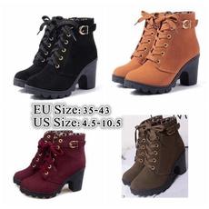 Platform Shoes, knightboot, Womens Shoes, Elegant