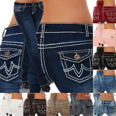 Plus Size, skinny pants, Casual pants, pants