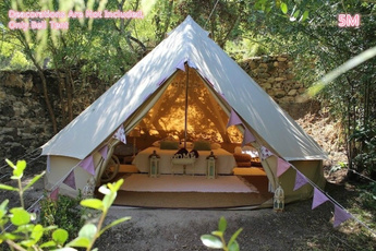 Bell, survivalshelter, Outdoor, Picnic