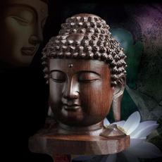 woodenbuddha, Wood, buddhastatue, woodcravedscuplture