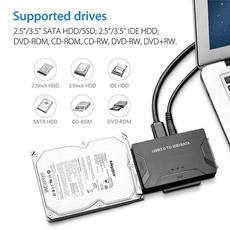 datatransfer, usb30toidesataadapter, usb30toidesataconverter, Adapter