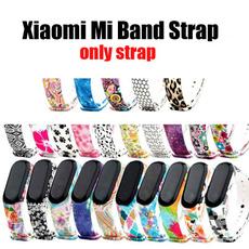 bandxiaomimiband3, Jewelry, Colorful, miband4strap