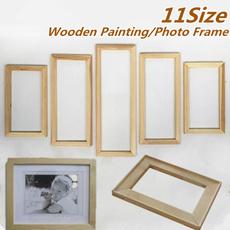 woodenframe, art, Home Decor, paintsupplie