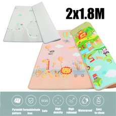 non-slip, flyingches, Waterproof, playmat