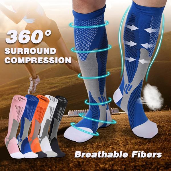 Men And Women Outdoor Running Socks