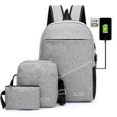 couplebackpack, men backpack, School, Capacity
