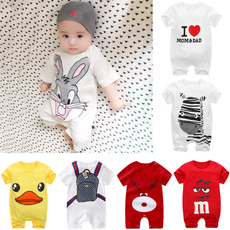Fashion, Cotton, babyromper, Clothing