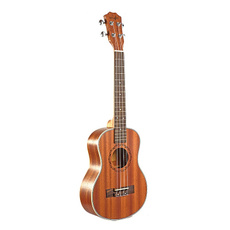 Wood, Electric, ukulele, 26inchukulele