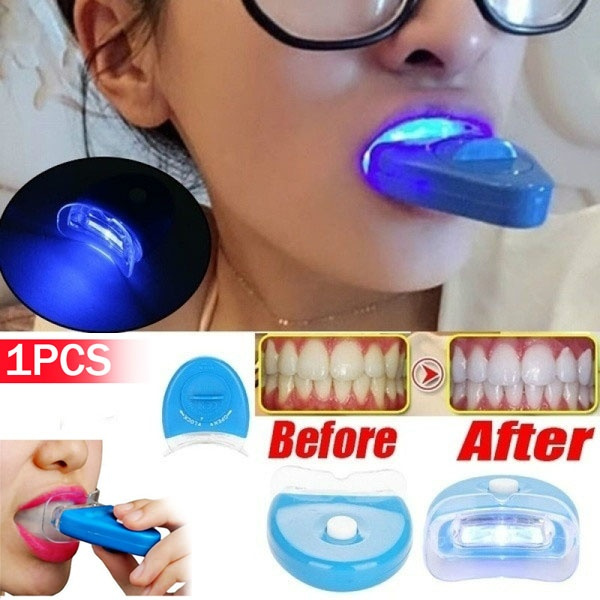 2020 New White Light Teeth Whitening Tooth Whitener Care Healthy