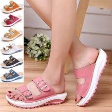 beach shoes, Flip Flops, Plus Size, Women Sandals