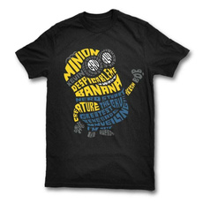 T Shirts, XL, minion, Quality