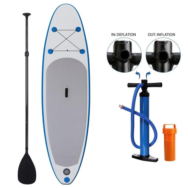 allpurposesinglelayersurfboard, singlelayersurfboard, adjustablepaddle, Inflatable