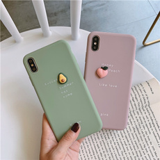 case, cute, Summer, Silicone