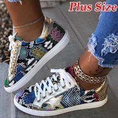 casual shoes, laceupshoe, Plus Size, Flats shoes
