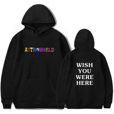 fashion clothes, hooded, cartoonprinted, coolstyle