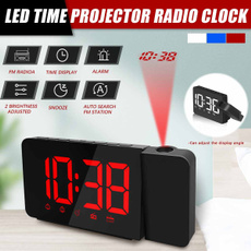 projectionalarmclock, Home Supplies, led, Clock