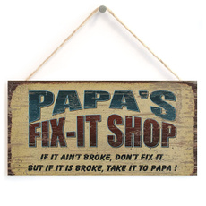 Decorative, fathersdaygift, grandpagift, Gifts