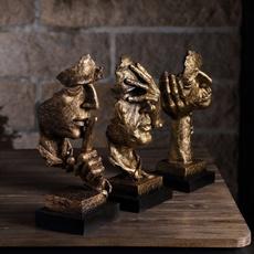 Craft, golden, Decor, art