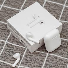 Ear Bud, Earphone, Apple, Bluetooth