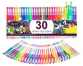 Pen, colorgelpen, colorgelpenset, Book