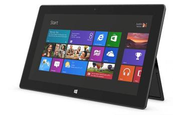 Tablets, black, Microsoft, surfacert