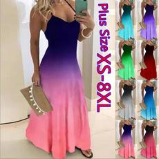 Mini, Moda, Summer, long dress