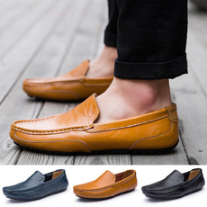 casual shoes, Fashion, Boat Shoes, leather shoes