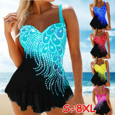Bikinis Set, women beachwear, Plus Size Swimwear, women swimsuit