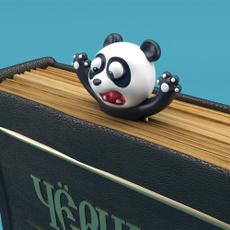cute, 3dbookmark, pandabookmark, giftbookmark