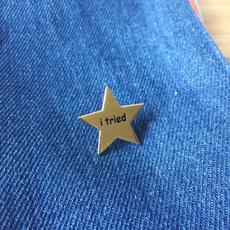 meme, Star, gold, Pins