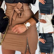 Mini, Fashion, Ladies Fashion, Zip