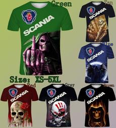 Fashion, Shirt, scania, scaniatruckdriver