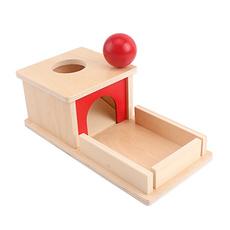 Box, montessori, babygame, Toy