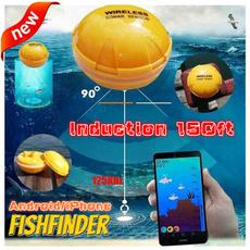 wirelessfishfinder, wirelessfishfindersonar, Phone, fishingaccessorie