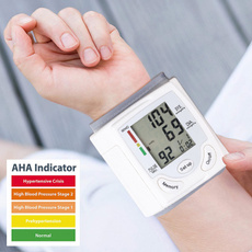 Heart, heartbeatmonitor, sphygmomanometer, Monitors