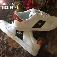 casual shoes, whitetrainer, Plus Size, womenflat