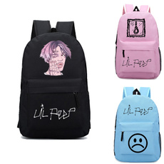 student backpacks, cute, lilpeep, Capacity